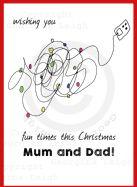 Fun Times Christmas Card